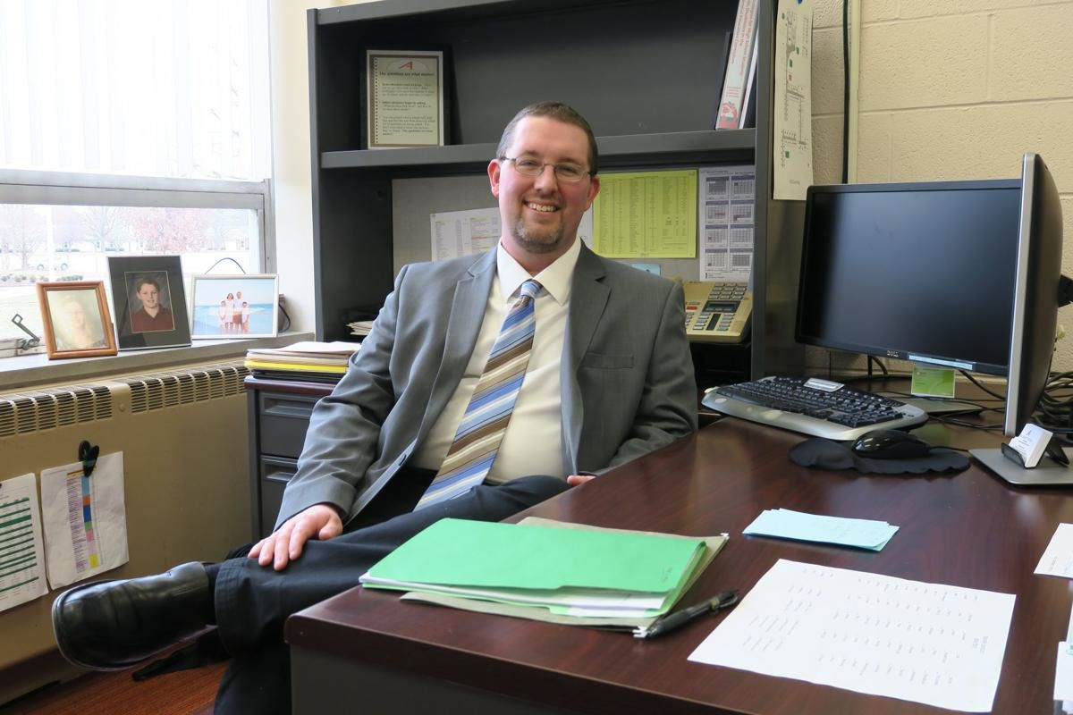 Packard hired as principal at Ashland High School