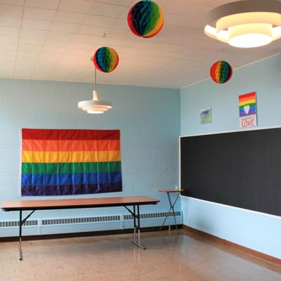 Love on a Mission opens drop-in center for LGBTQ youth in Mansfield church
