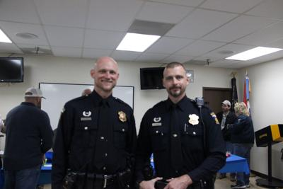 MPD officers promoted