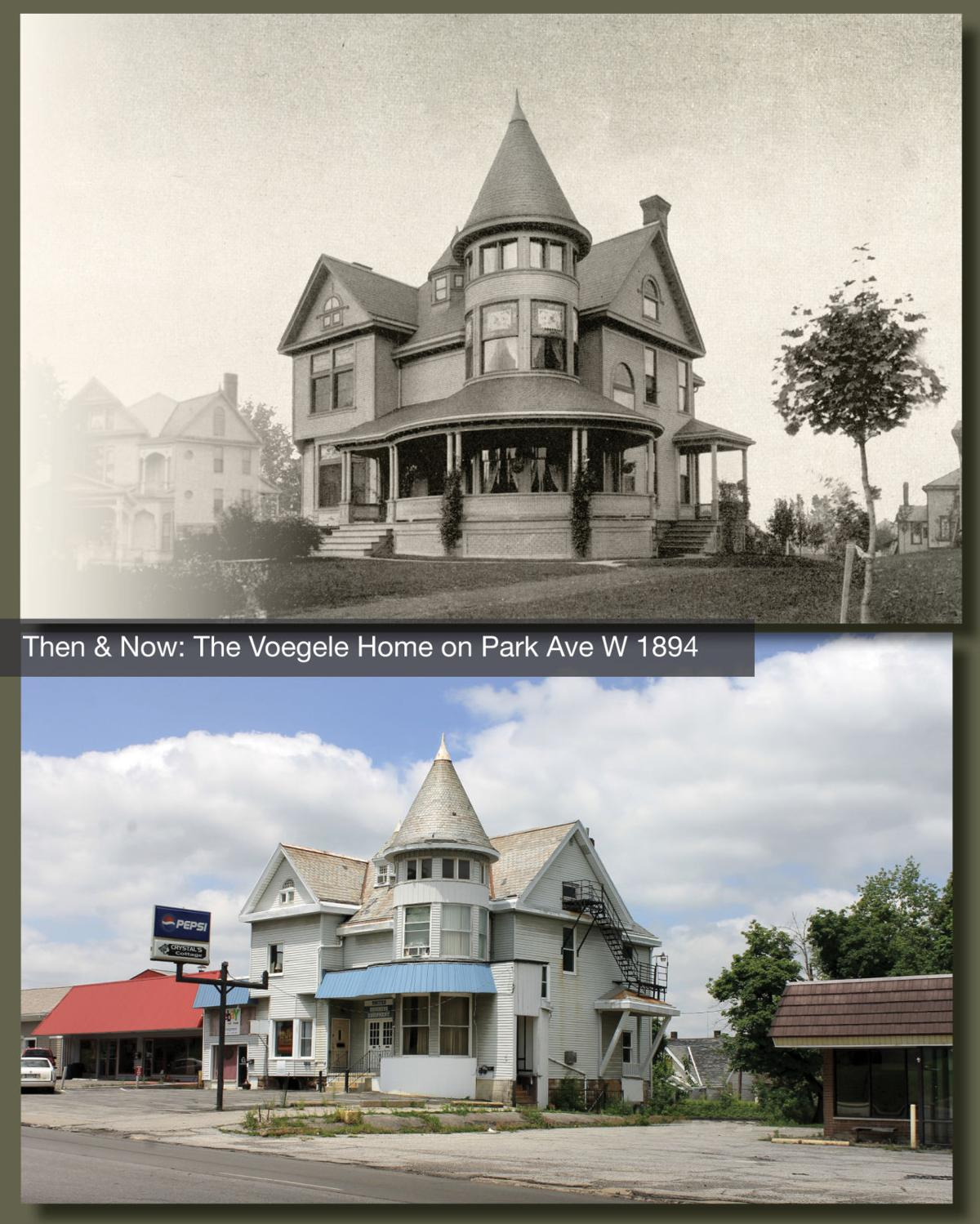 Then & Now: The Voegele Home