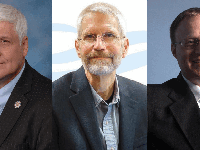 Voters in 7th Congressional District have three choices on Nov. 3