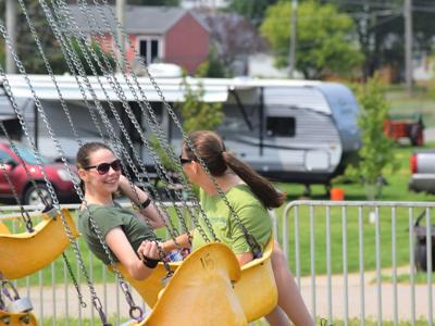 GALLERY: Saturday at the 164th Crawford County Fair