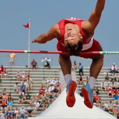 Shelby's Schwemley eyes second high jump title