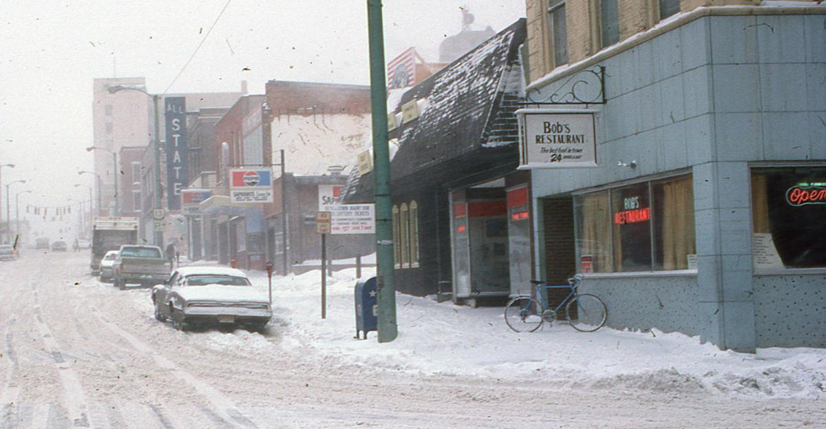 Main at Fourth 1977