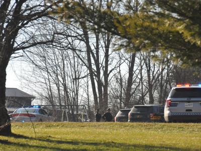 Suspect apprehended after multi-unit manhunt near Fredericktown