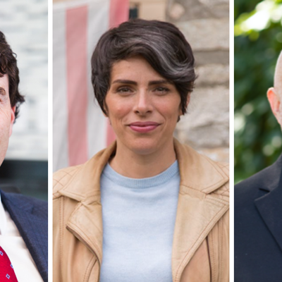 Voters choosing among three candidates in Ohio's 12th Congressional District