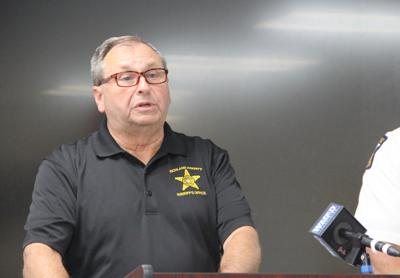 Richland County Sheriff Steve Sheldon