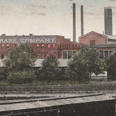 Then & Now: Ohio Brass 1928