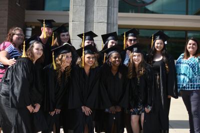 Madison Adult graduation