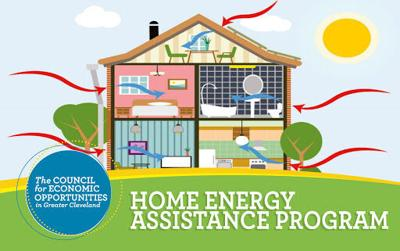 Home Energy Assistance Program graphic