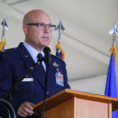 Col. Todd Thomas assumes command at Mansfield's 179th Airlift Wing
