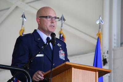 Col. Todd Thomas