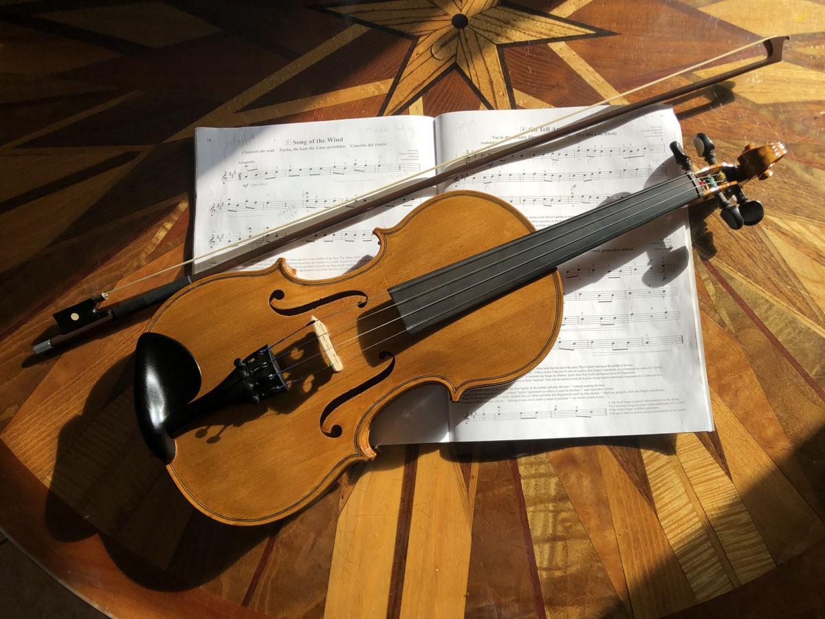 Kyrou Violin