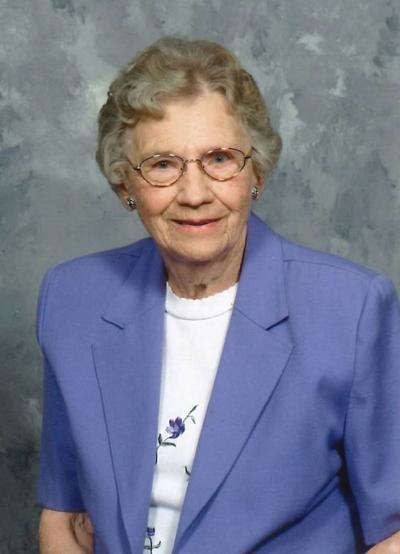 Pauline Marjorie Burggraf
