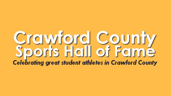Crawford County Sports Hall of Fame logo