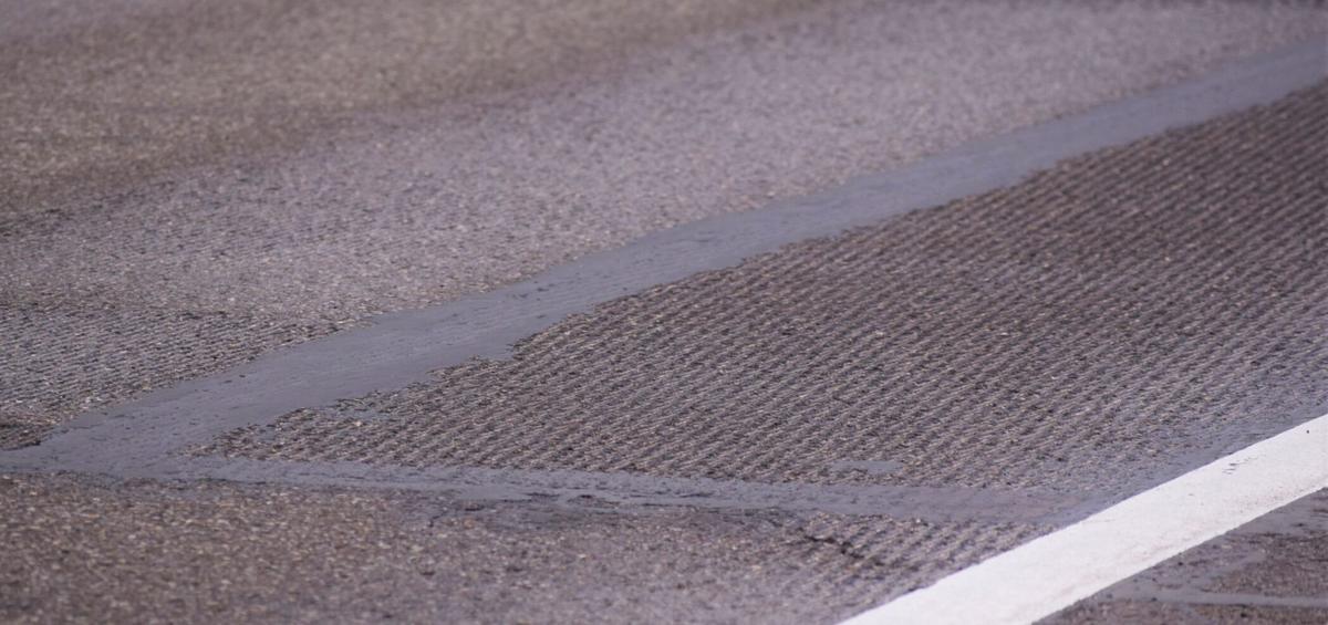 Ohio 13 pavement repair