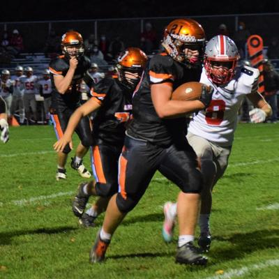 No place like home: Lucas sinks Cuyahoga Heights in playoff clash