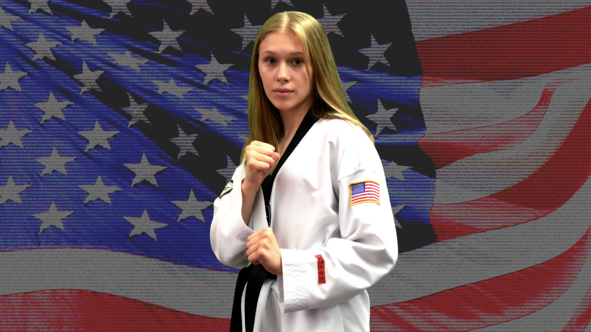 Natalie Hershberger - 2024 Olympic hopeful