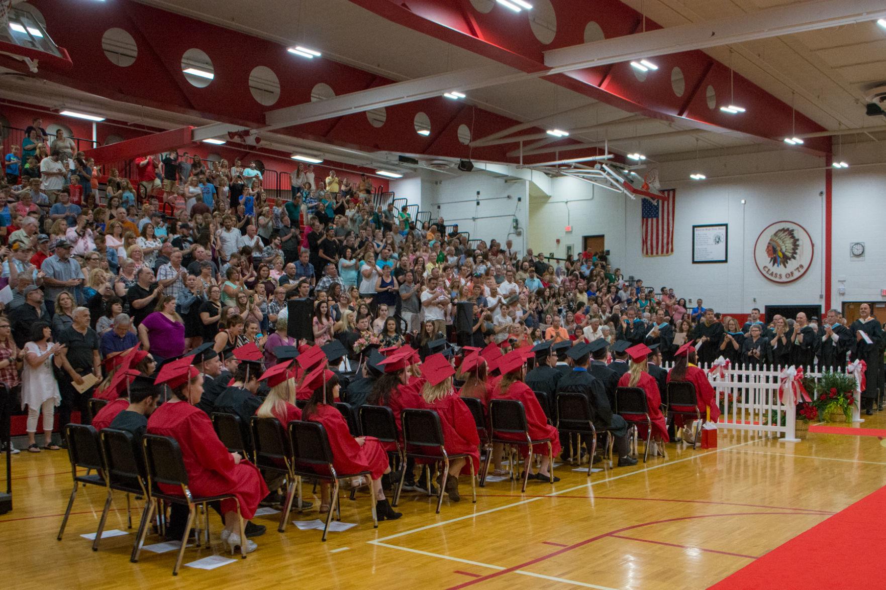 GALLERY: Bucyrus High School Graduation 2018