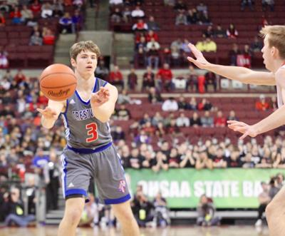 Convoy Crestview rains all over Berlin Hiland for state title
