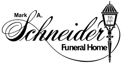 Mark A. Schneider Funeral Home logo