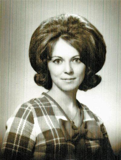 """Virginia Annette """"Ginger"""" Shelton"""