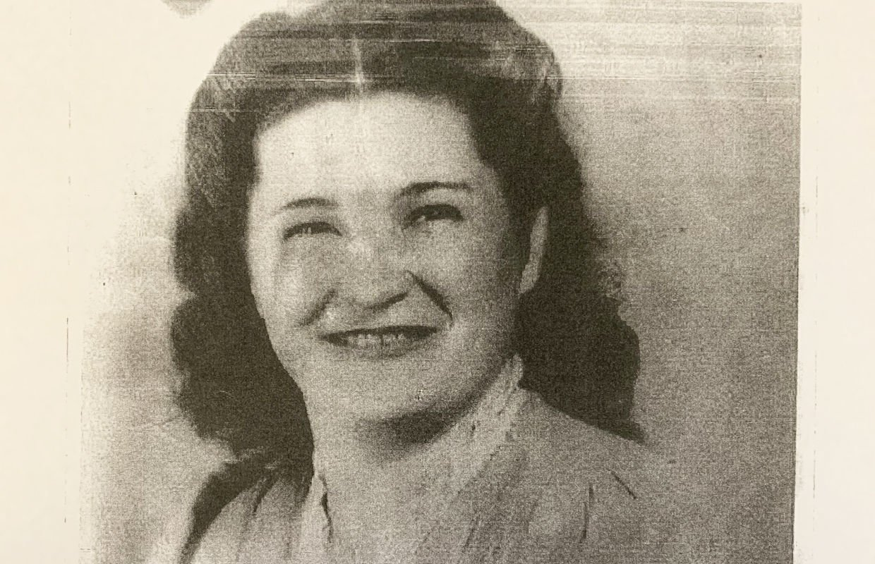 What happened to Shelby's Mary Jane VanGilder in 1945?