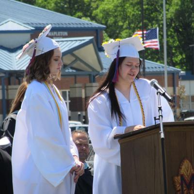 GALLERY: Mapleton High School Graduation 2021