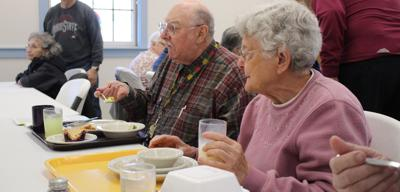Part I: Congregate meal sites, home-delivered meals are 'more than just a meal'