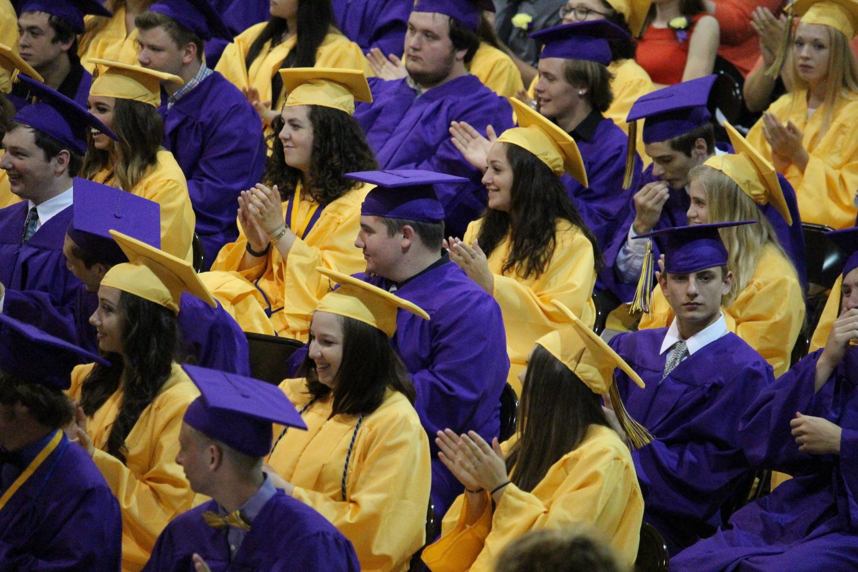 Lexington High School Graduation 2016