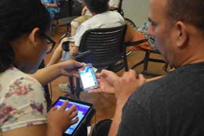 West Sacramento technology training