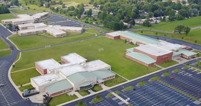 Galion School campus