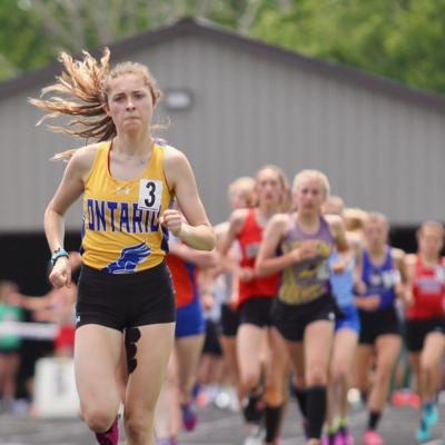 Ahead of Schedule: Ontario freshman gearing up for state