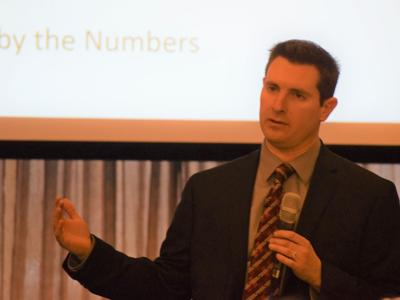 Vero offers local GOP members positive 'by-the-numbers' look at Richland County finances