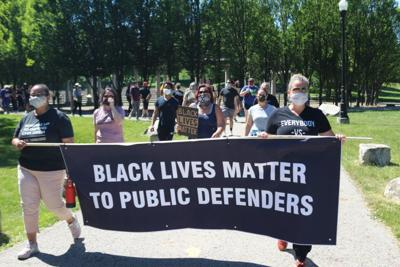 OPD protest -- Ohio Capital Journal