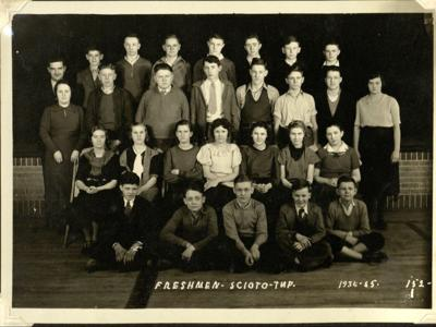 What was life like in Ohio's high schools in the 1930s?