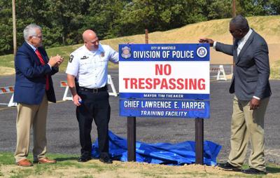 Chief Lawrence E. Harper Training Facility