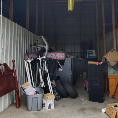 Arcade games, washer, grill available at Lock It Up Storage auction on March 13