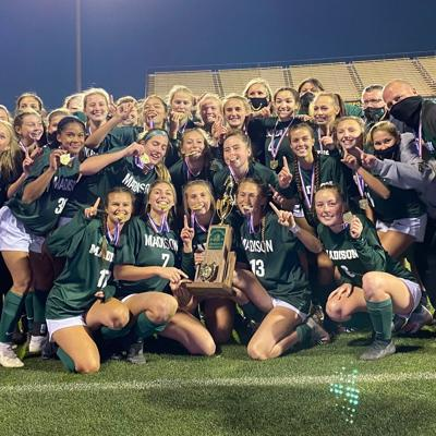 Madison claims state soccer title in spectacular win over Granville