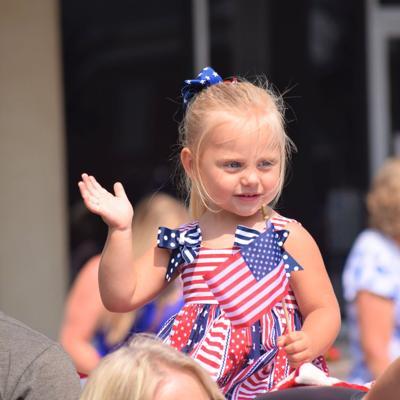 GALLERY: 2021 Bellville 4th of July Parade on Saturday morning