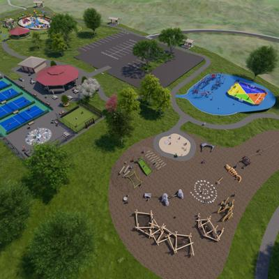 $3.5 million 'revitalization' project planned for Mansfield's Sterkel Park