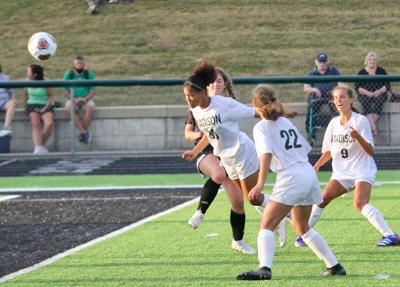 Something Old, Something New: Madison's Huff scores 100th career goal, freshman nets hat trick in win over Clear Fork