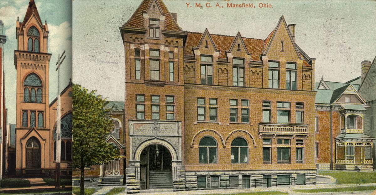 Mansfield YMCA 1947