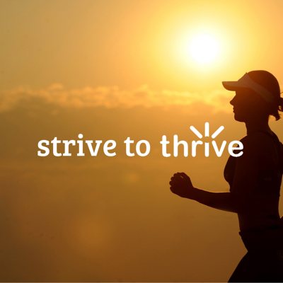 Strive to Thrive week 2: Recommendations for aerobic exercise