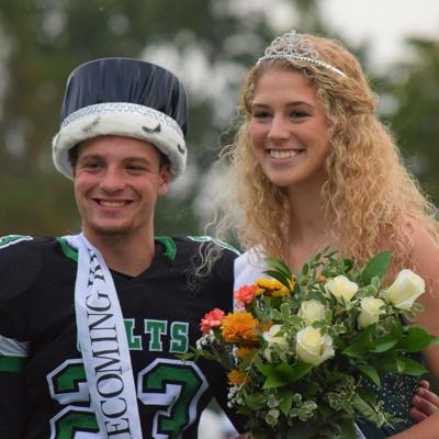 GALLERY: Clear Fork crowns homecoming royalty