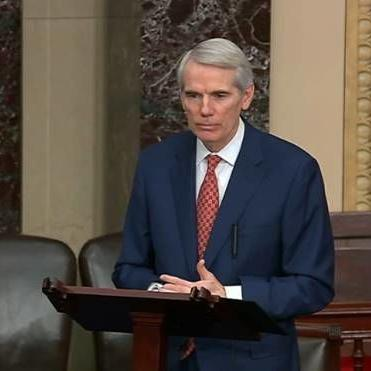 Washington's Farewell gets personal for Ohio's retiring Sen. Rob Portman