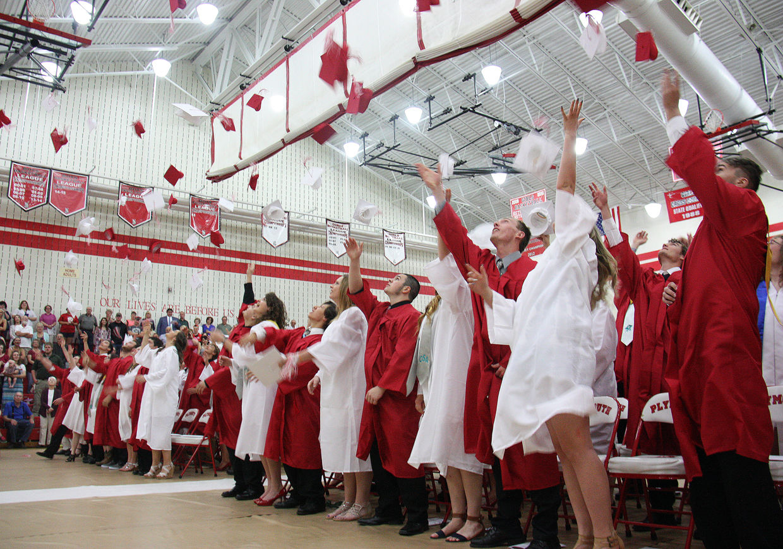 Plymouth High School Graduation 2016