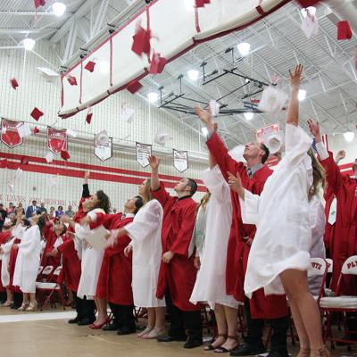 Plymouth High School Graduation 2016
