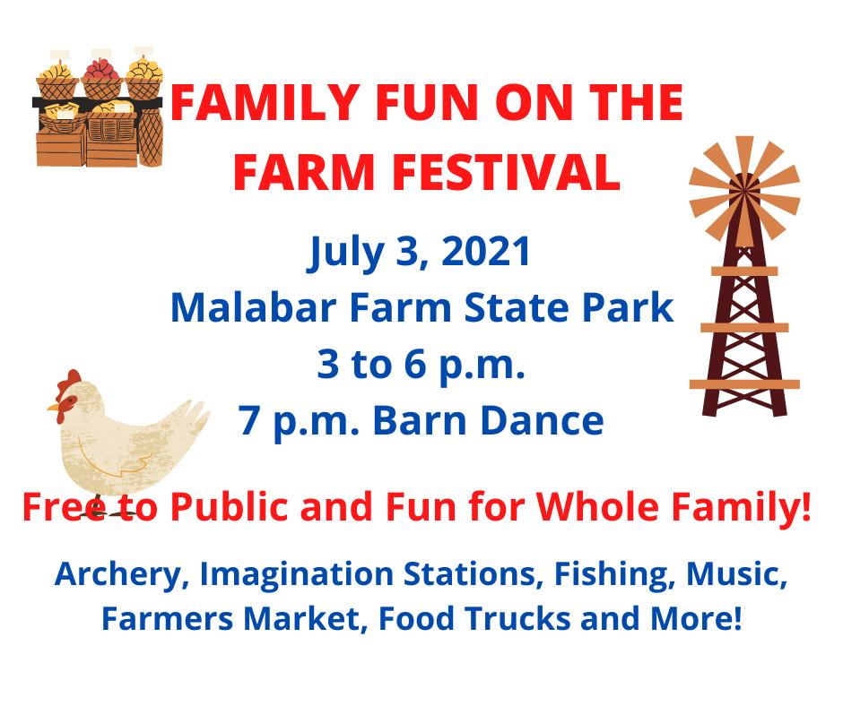 Facebook Family Fun on Farm L