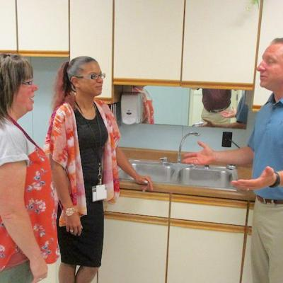 Malabar's medical clinic geared toward student health